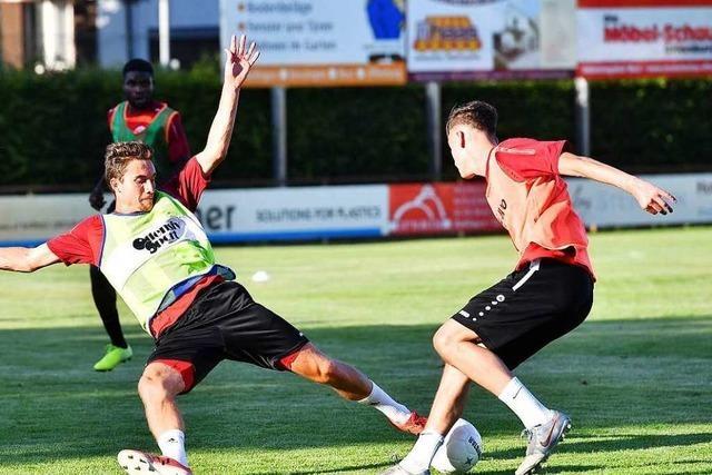 Fußball-Regionalligist Bahlinger SC steigt wieder ins Training ein