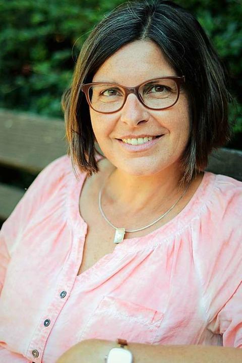 Sabine Barden ist die erste Klimaschutzreferentin im Landkreis.  | Foto: Kathrin Blum