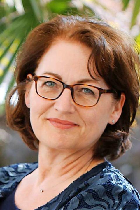 Sabine Lang, Fachbereichsleiterin Tour...ranstaltungen, bei der Stadt Müllheim.  | Foto: Stadt Müllheim