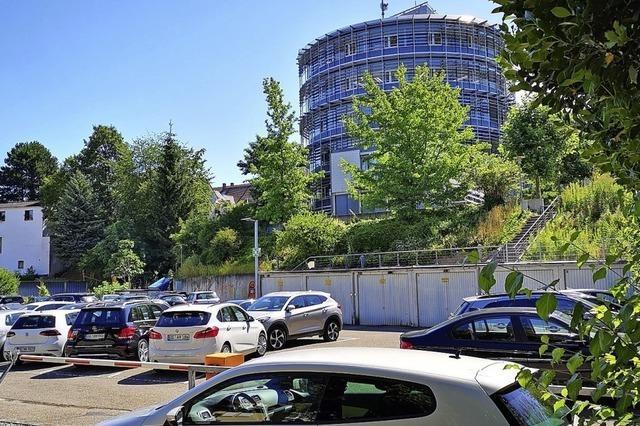 Stadt will sich mit 500 000 Euro an Parkhaus beteiligen
