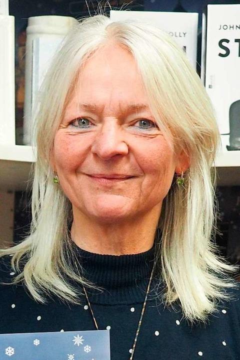 Inge Baeuchle  | Foto: Susanne Gilg