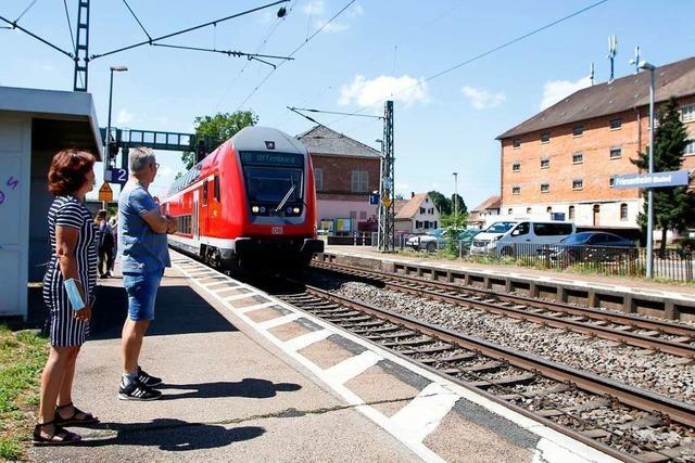 65 Friesenheimer wollen den 7-Uhr-Zug wieder haben