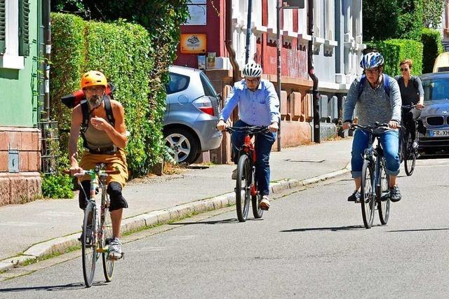 Die Revolution im Freiburger Radverkehr bleibt vorerst aus