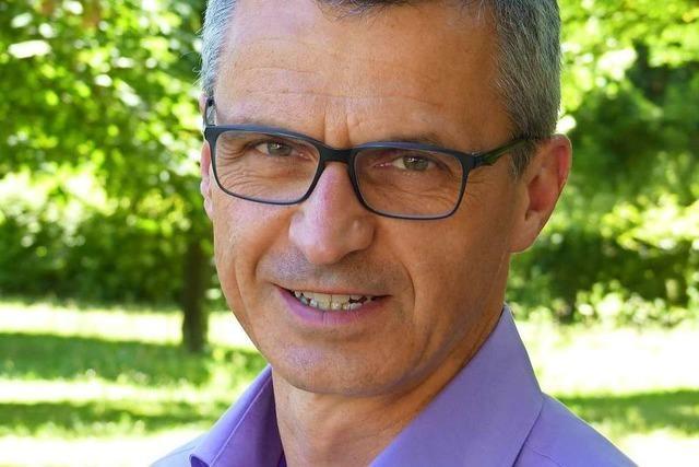 Andreas Gorgas wird neuer geschäftsführender Schulleiter für die Gymnasien im Kreis