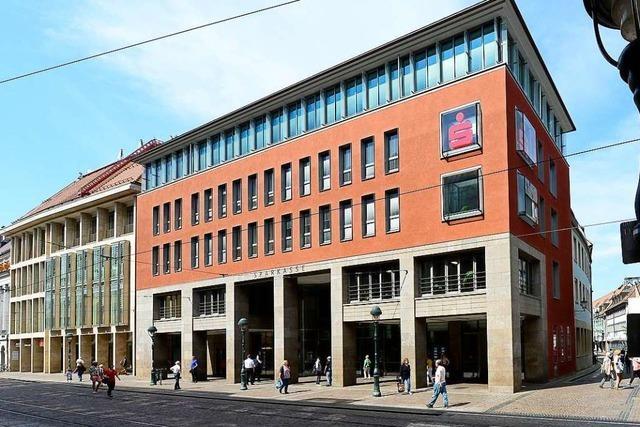 Sparkasse Freiburg schließt 15 Filialen in Südbaden