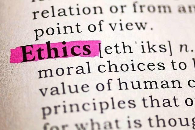 An der Uni Freiburg gibt es ab Wintersemester einen binationalen Ethik-Master