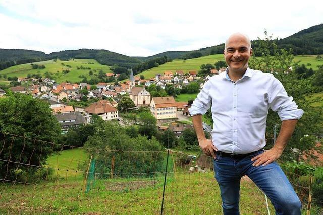 Rundgang mit Bürgermeisterkandidat Matthias Litterst: