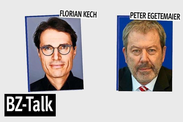 BZ-Talk: Freiburgs Ex-Kripochef rekapituliert seine schwersten Fälle