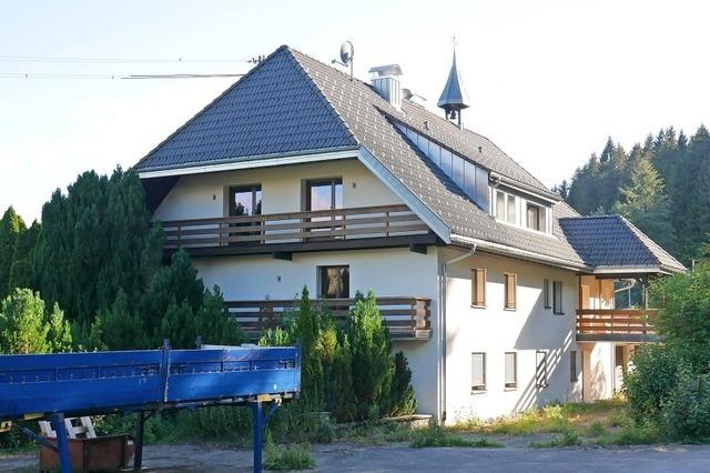 Neue Pläne für das Gästehaus