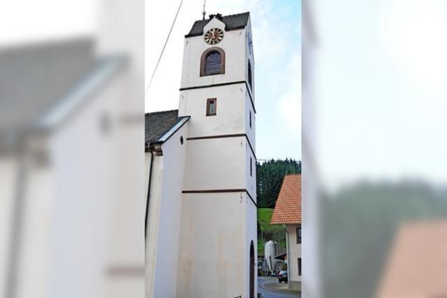 Handy-Funkantenne ist zu groß für den Kirchturm