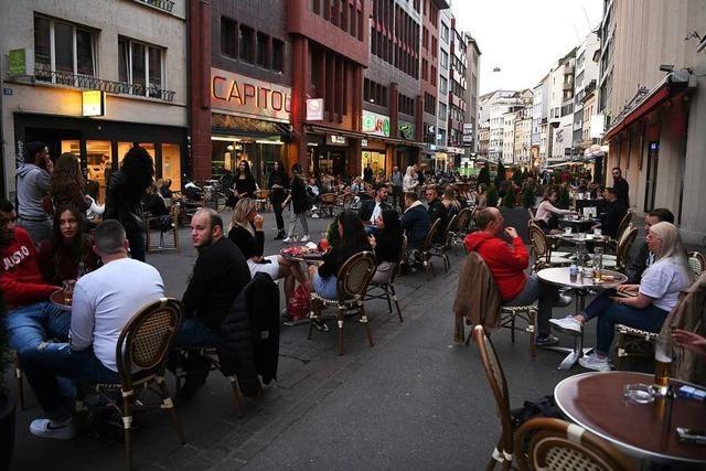 Obergrenze für Events in Basel wird wieder gesenkt