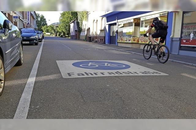 Mehr Vorfahrt für die Stadtradler