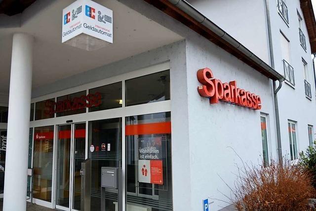 So begründet der Sparkassen-Chef die Filialschließungen in Südbaden