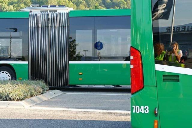 Bei der grenzüberschreitende Linie 38 gibt es wieder mehr Fahrgäste