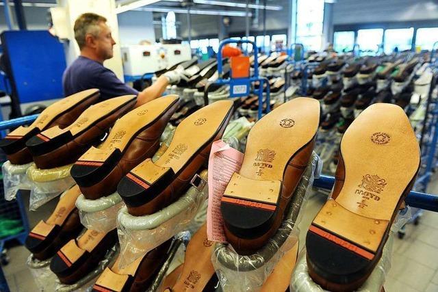 Lloyd gibt Schuhproduktion in Deutschland auf