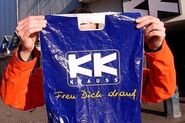 Das waren die vergangenen Jahre im Emmendinger Kaufhaus Krauss