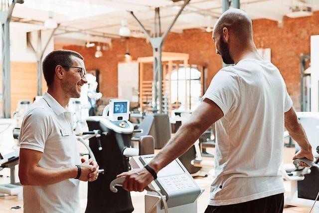 Mit der InBody-Körpermessung gelingt der Wiedereinstieg ins Training
