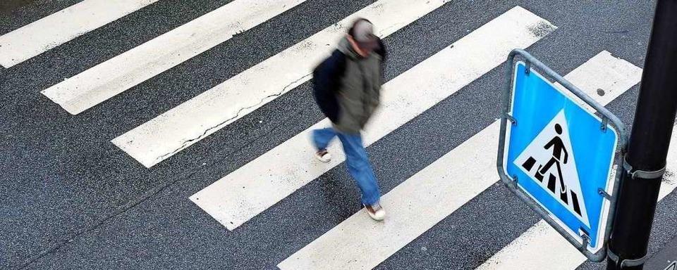 69-Jähriger fährt Mutter und Sohn auf Zebrastreifen in Lörrach an