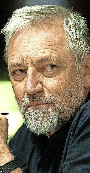 Hans-Ulrich Wiedmann geht im Oktober n...mpiastützpunkts Freiburg in Ruhestand.  | Foto: Patrick Seeger