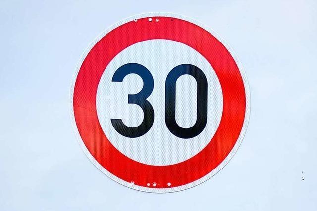 Der Ortschaftsrat Reichenbach spricht sich klar gegen Tempo 30 aus
