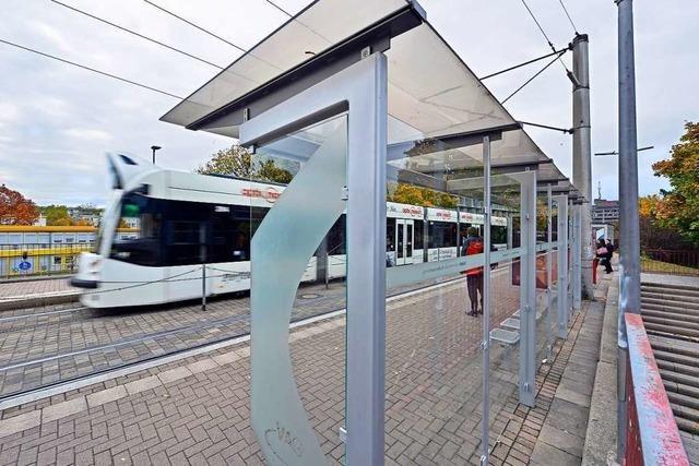 In Freiburg-Betzenhausen finden nächtliche Gleisarbeiten statt