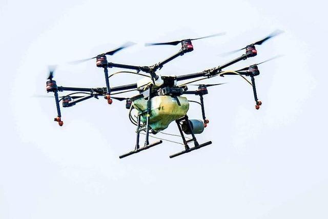 Welche Arten von Drohnen gibt es?