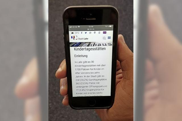 Smartphone-App statt Zettelwirtschaft