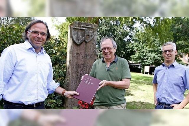 Ein Buch würdigt Gerhard Finkbeiner