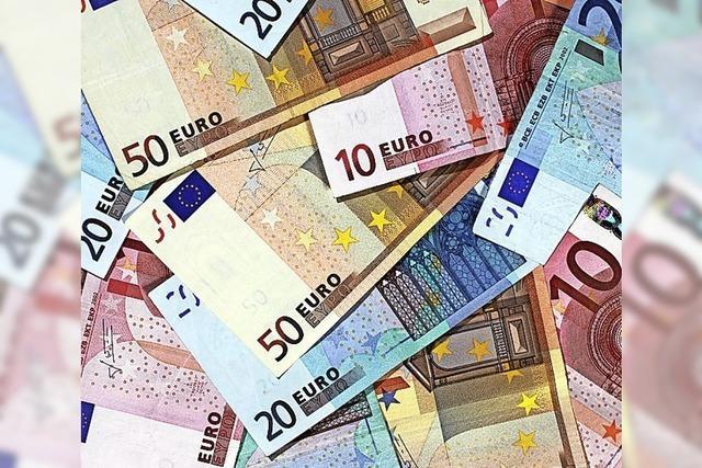 2,57 Millionen Euro fließen in den Landkreis