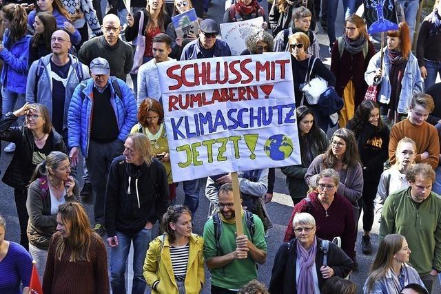 In Schallstadt findet der Auftakt zum Klimaforum statt