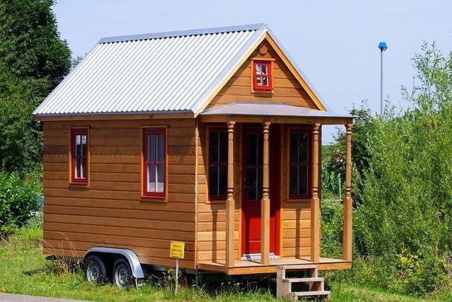 Ortschaftsräte stimmen gegen Tiny Houses in Rheinfelden-Eichsel