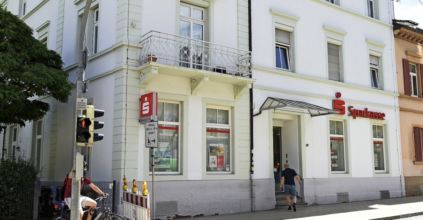 Die Geschäftsstelle an der Habsburgerstraße macht nicht wieder auf.  | Foto: Rita Eggstein