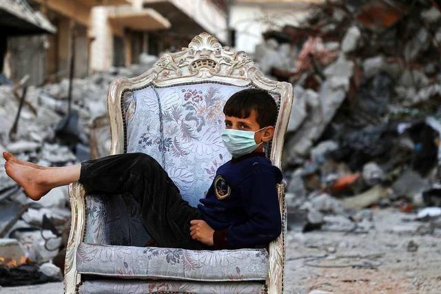 Wie geht es weiter in Syrien?