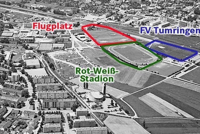 Der südliche Teil des Grütts war nicht immer das Zentrum des Freiluftsports