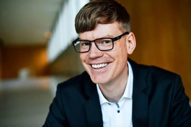 Peter Spörrer wird neuer Kulturamtsleiter in Weil am Rhein