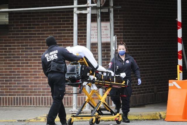 Newsblog: Mehr als 63.000 neue Fälle in den USA