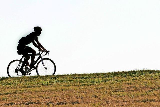 Startlust bei den Mountainbikern, Frust bei Langstreckenradlern