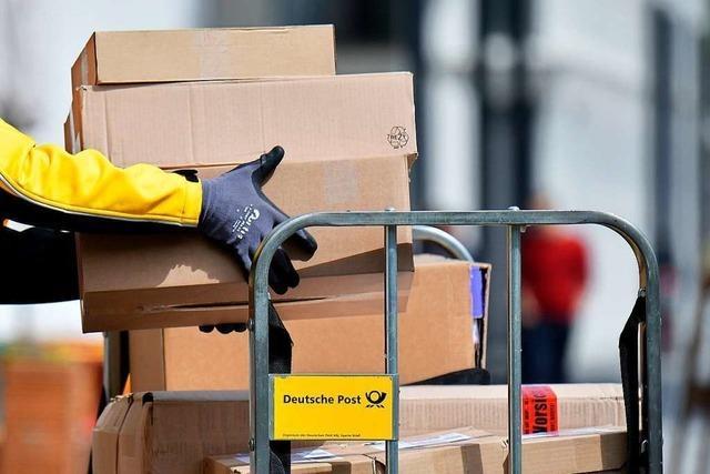 Mitarbeiter der Deutschen Post erhalten 300 Euro Bonus