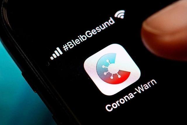 Weils Oberbürgermeister will eine grenzüberschreitende Corona-Warn-App