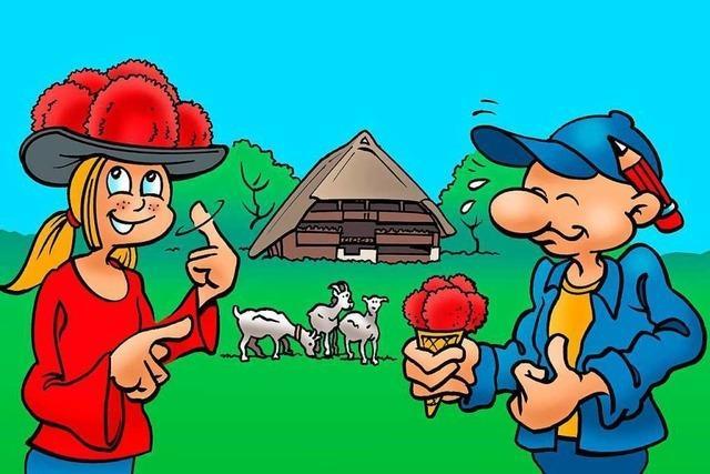 Der Vogtsbauernhof im Schwarzwald