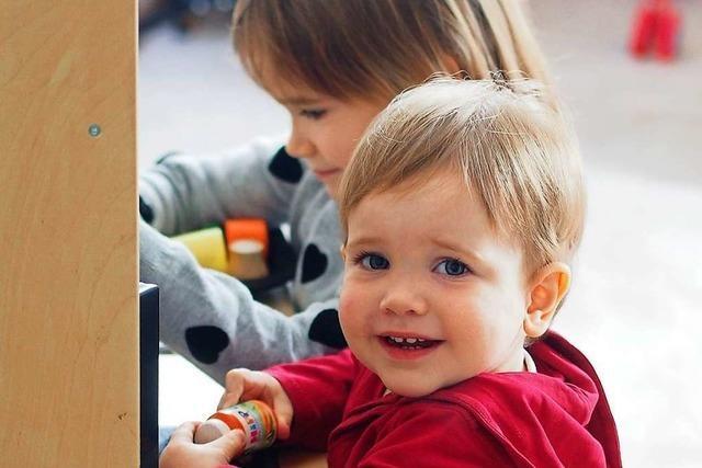 Kirchzarten hebt Beiträge für Kleinkindbetreuung an