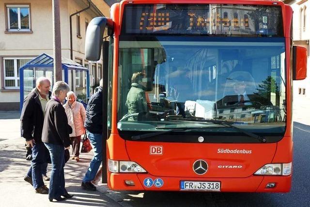 Der Start des neuen Regiobusses im Landkreis Lörrach wird verschoben