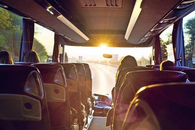 Busunternehmen aus der Region Freiburg bangen um ihre Zukunft