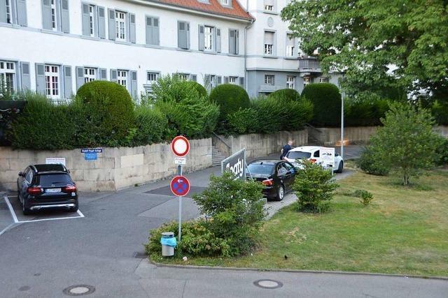 Anwohner der Rudolf-Vogel-Anlage ärgern sich über nächtliche Belästigungen