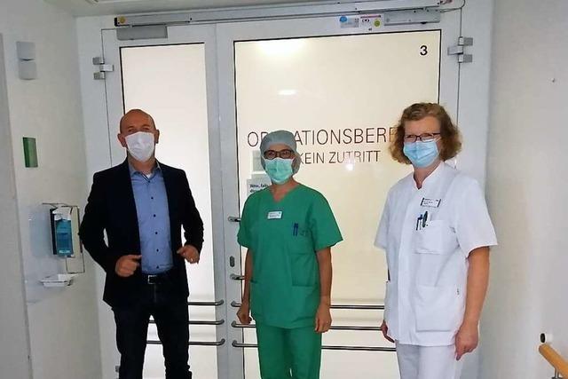BDH-Klinik Waldkirch spürt Ängste vor geplanten Operationen – diese seien aber unbegründet