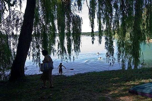 Der Rimsinger Sees soll erweitert werden – noch ist Einspruch möglich