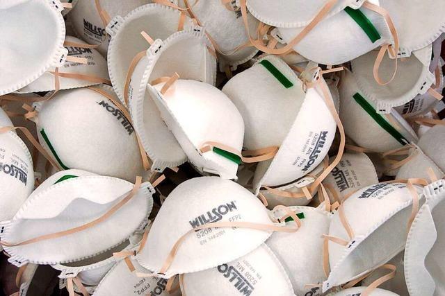 Lörrach hat 150.000 unbrauchbare FFP2-Masken gekauft