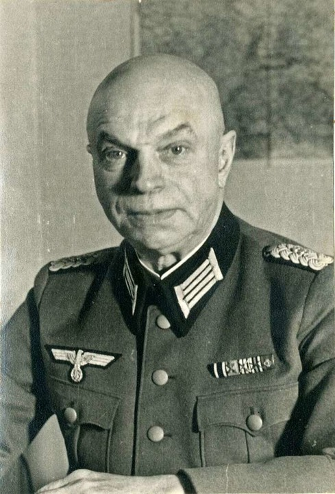 Carl Keller 1941  | Foto: Stadtarchiv Lörrach