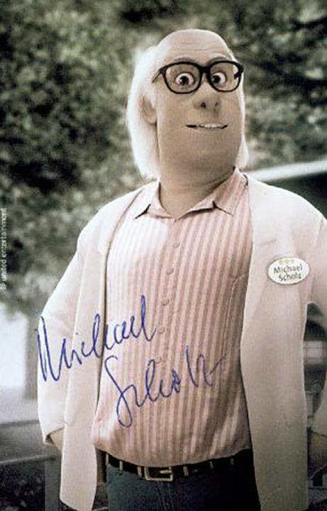 Michael Scholz taucht auch als Comicfi...nem Animationsfilm der Mack Media auf.