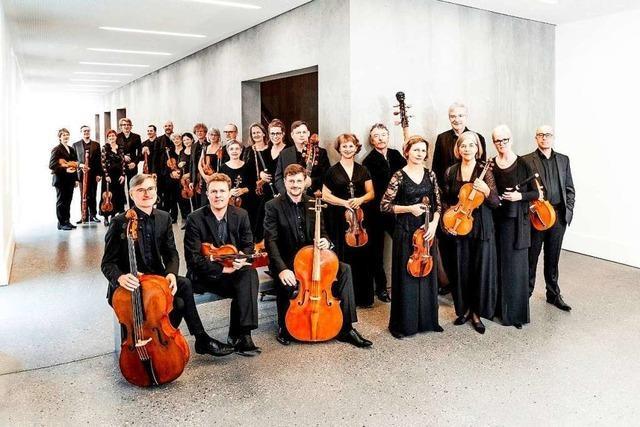 Das Freiburger Barockorchester startet sein eigenes Sommerfestival – Corona zum Trotz